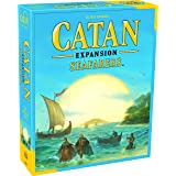 Catan Seafarers Board Game Expansion | Family Board Game | Board Game for Adults and Family | Adventure Board Game | Ages 10+
