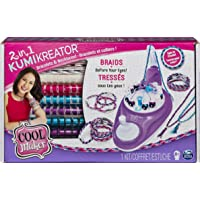 Deals on Cool Maker 2-in-1 KumiKreator Necklace & Friendship Bracelet Maker Kit