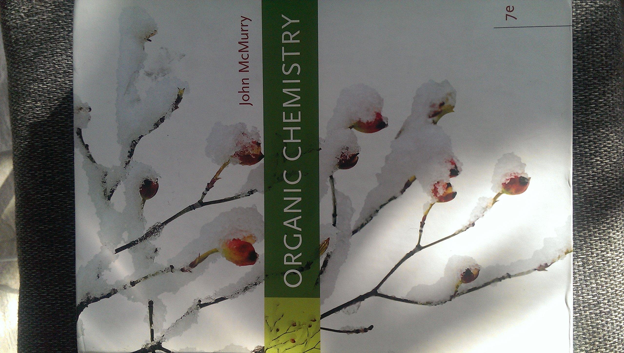Organic Chemistry 7th John McMurry product image