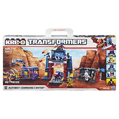 Transformers Kre-o Autobot Command Center Set: Toys & Games