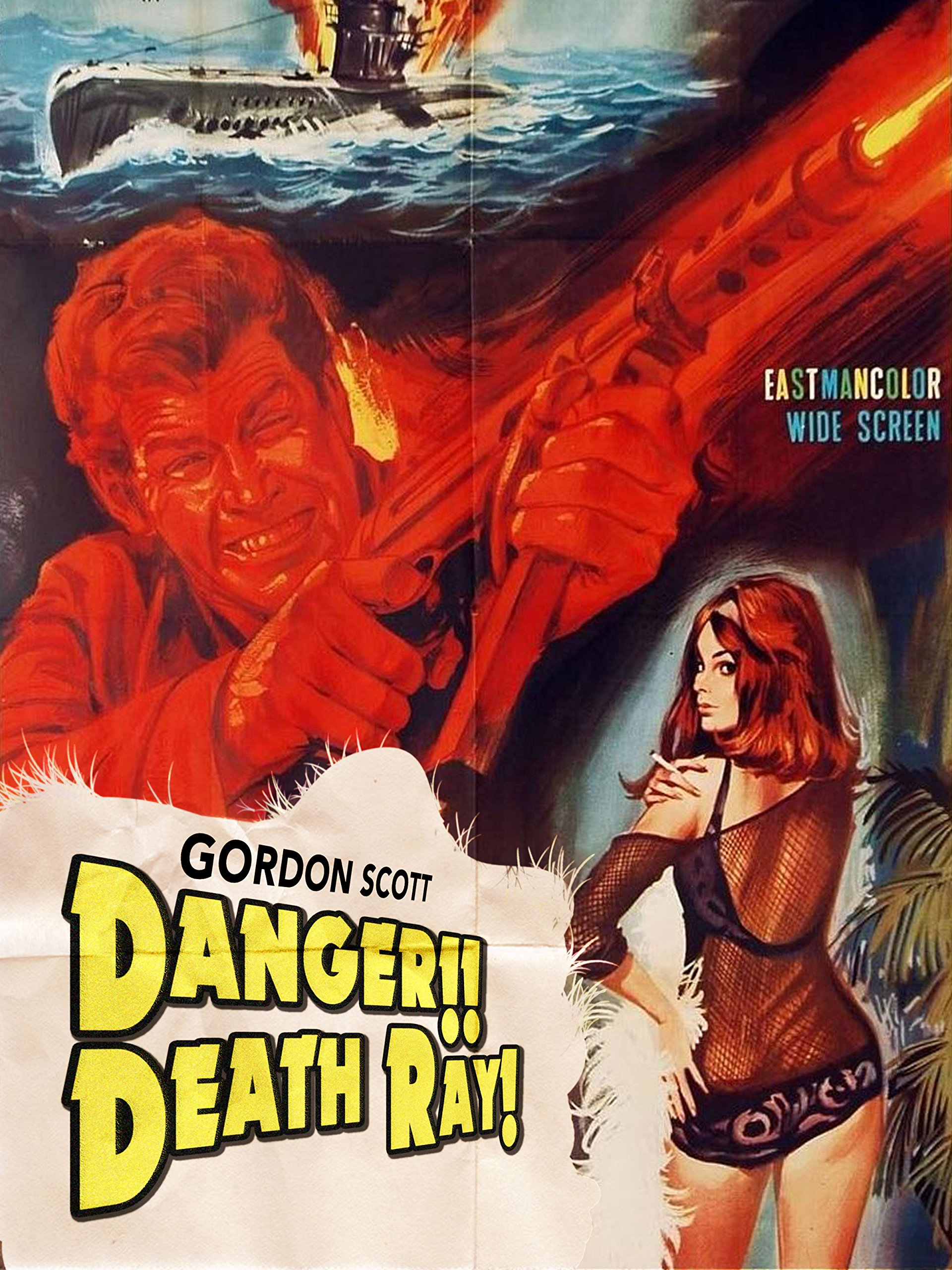 danger death ray mst3k