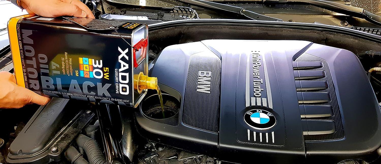 ... de alto rendimiento SM/CF, aceite sintético, protección de motor de la clase extra. Edición Black LX AMC 5W30 SM/CF, BMW Longlife 4, Mercedes Benz, ...