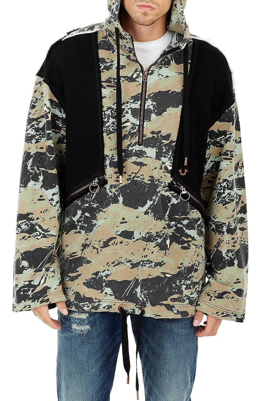 [トゥルーレリジョン] メンズ ジャケットブルゾン True Religion Brand Jeans Camo Knit Anor [並行輸入品] B07C2DDP7K XX-Large