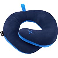 BCOZZY Chin Supporting Travel Pillow - Supports The Head, Neck & Chin in Any Sitting Position. A Patented Product