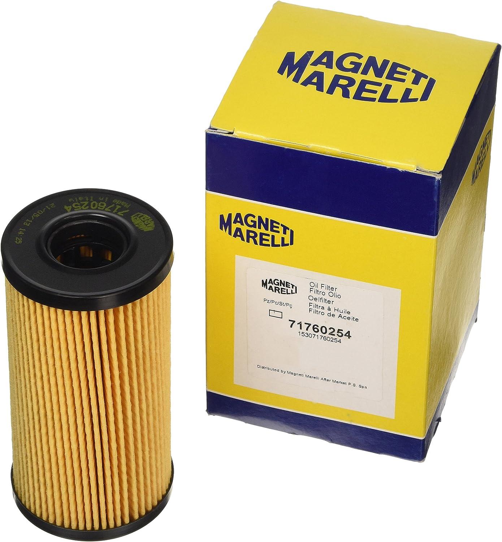 Magneti Marelli 153071760254 Ölfilter Auto