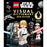 Lego Star Wars Visual Dictionary: With Exclusive Finn Minifigure