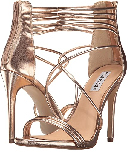 Steve Madden Women's Ariella Rose Gold Shoe
