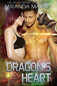 Dragon's Heart: A SciFi Alien Romance (Red Planet Dragons of Tajss Book 10)