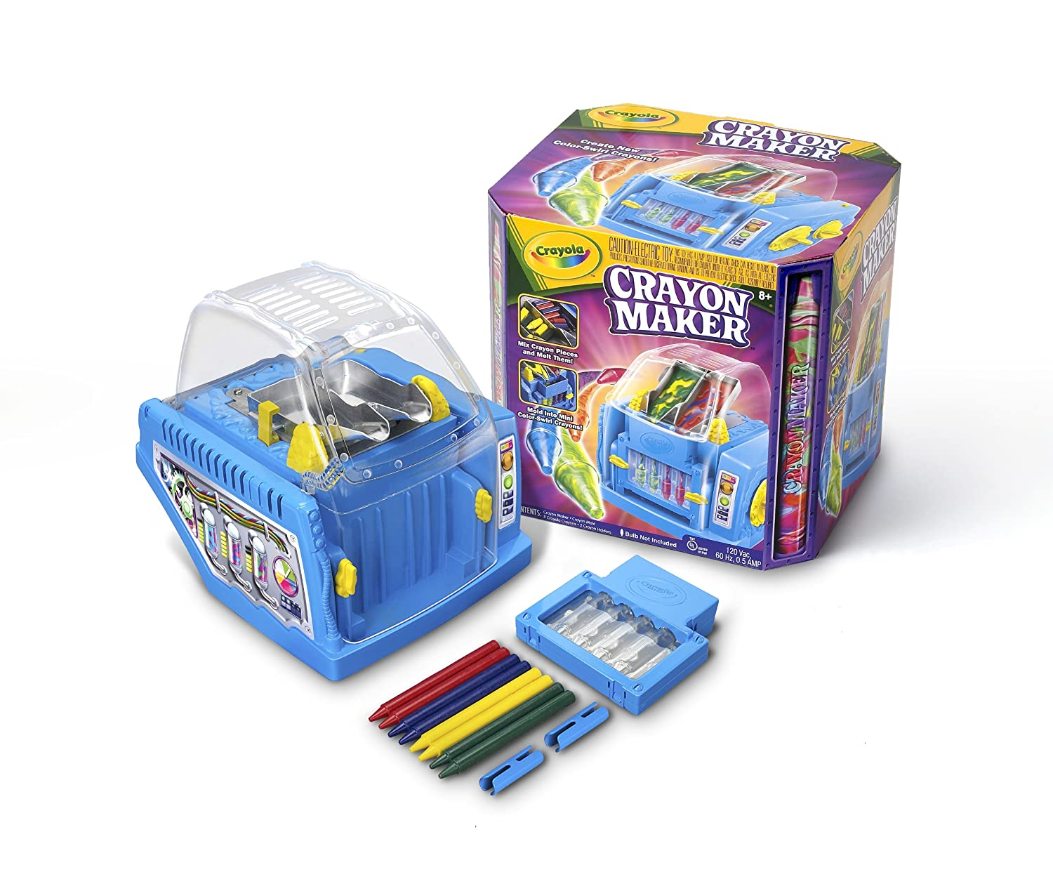Best Crayola Toys For Kids : Crayola crayon melting machine for kids best gifts top toys