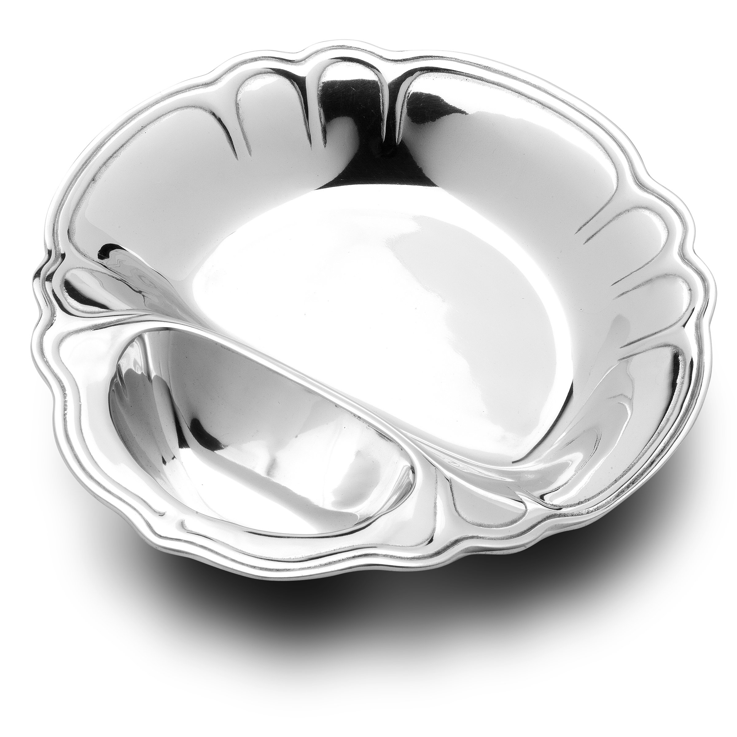 Wilton Armetale Stafford Chip and Dip Server, 13-Inch-by-12-Inch