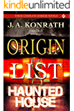 Konrath Dark Thriller Collective - Three Novels (Origin, The List, Haunted House)