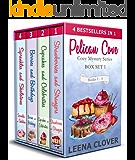 Pelican Cove Cozy Mystery Series Box Set 1: Books 1-4 in Pelican Cove Cozy Mysteries
