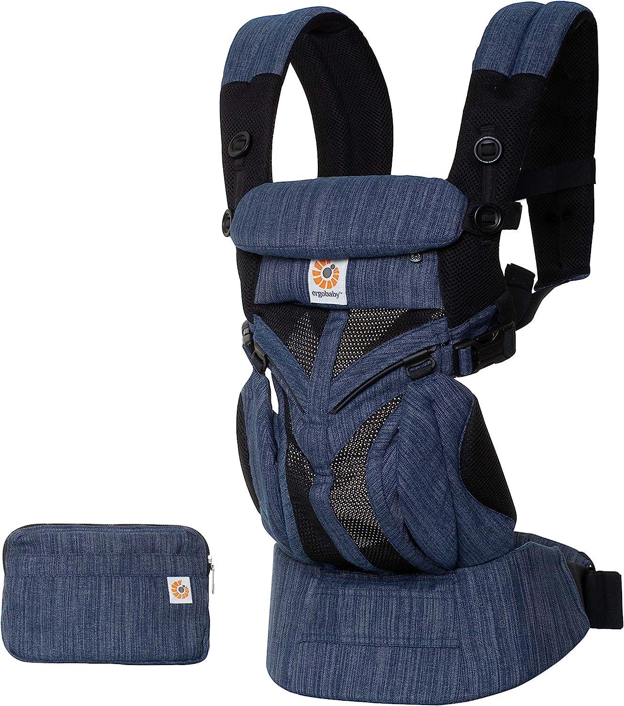 Mochila portabeb/és Classic Weave. Ergobaby OMNI 360 Cool Air Mesh