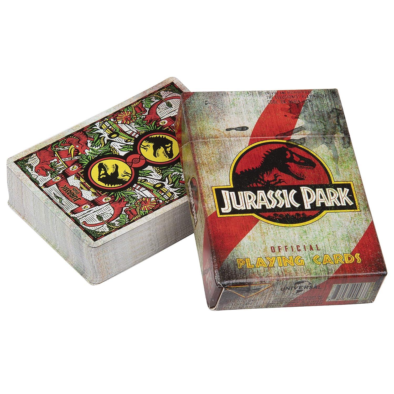 Ellusionist Jurassic Park Playing Card Deck