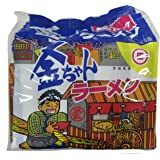 徳島製粉 金ちゃんラーメン5食パック 515g×6袋