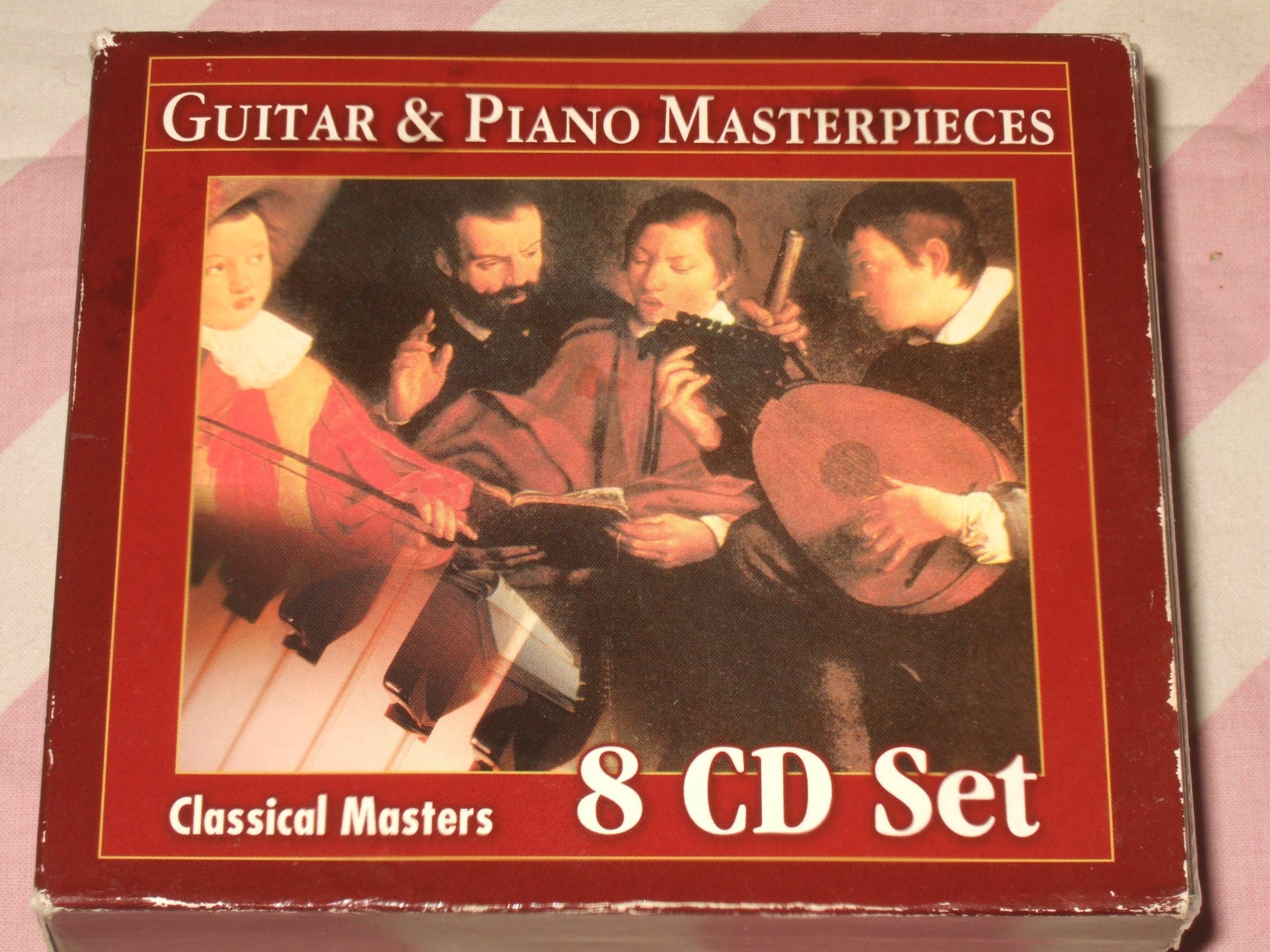 Guitar & Piano Masterpieces/ Various