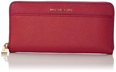 346cd115c0c9d5 Michael Kors Womens Money Pieces Wallet Pink (Ultra Pink): Amazon.co ...