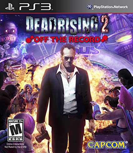 Capcom Dead Rising 2: Off The Record, PS3, ESP PlayStation 3 ...
