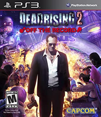 Amazon Com Dead Rising 2 Off The Record Playstation 3 Video Games