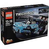 Lego 42050 - Technic - Jeu de construction - Le Véhicule Dragster