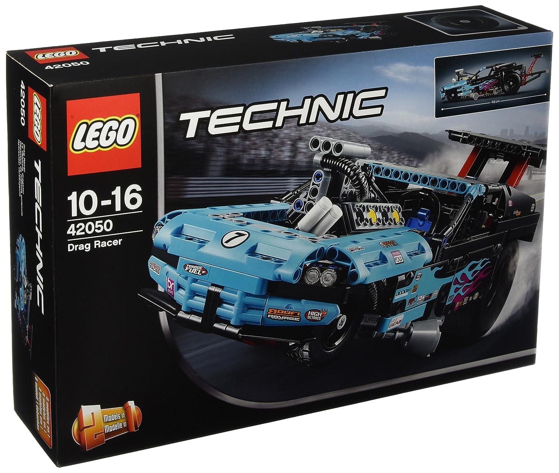 LEGO Deportivo de máxima potencia multicolor