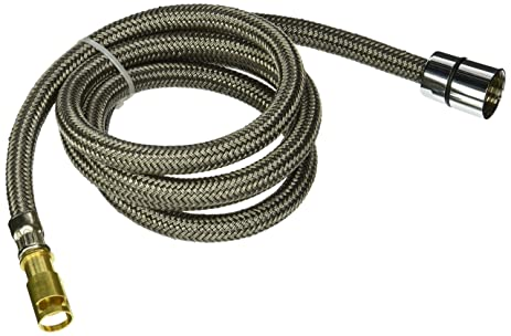 Delta Faucet RP41376 Hose Assembly for 8144 SBS - Plumbing Hoses ...