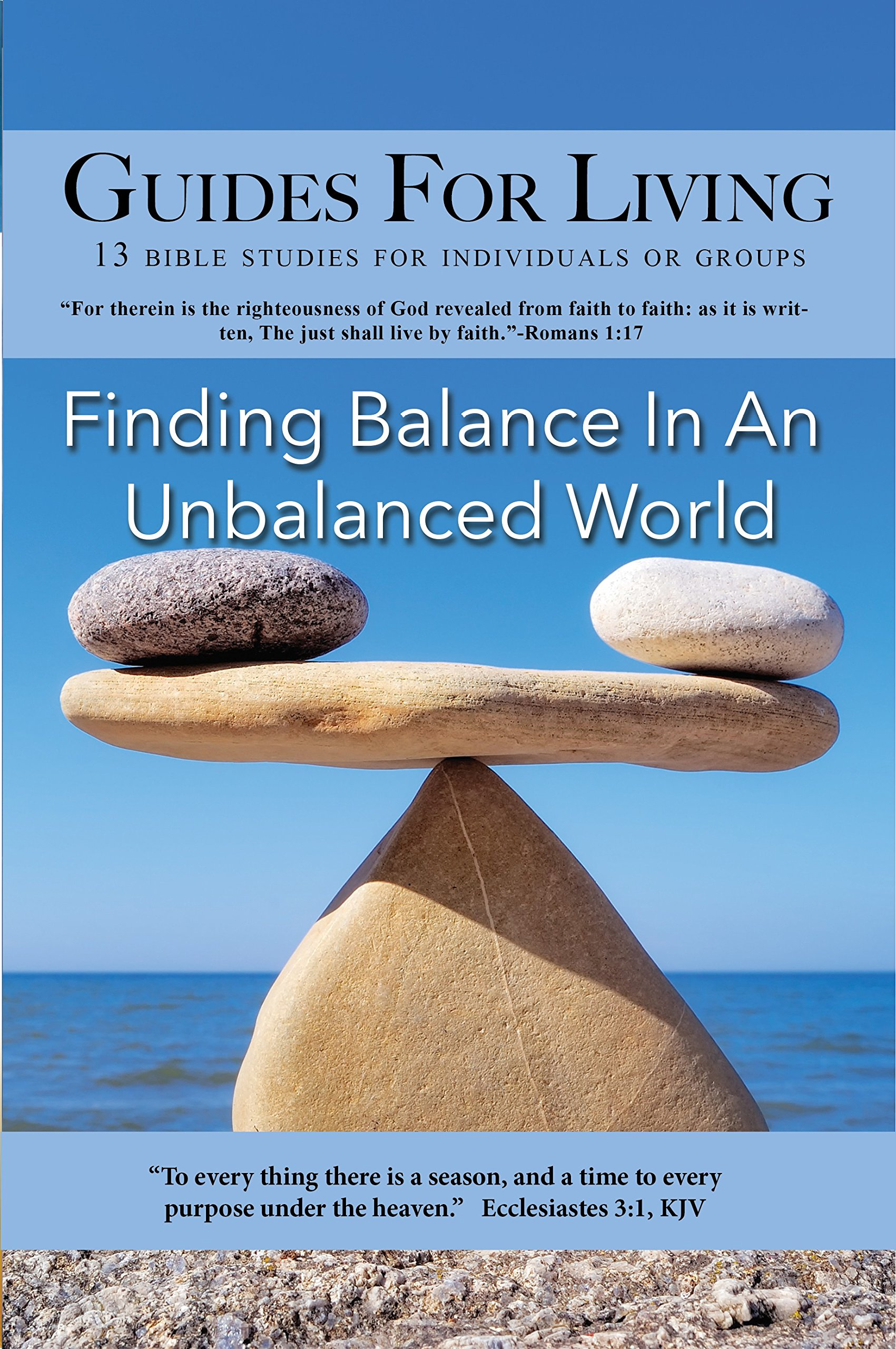 Guides for Living: Finding Balance In An Unbalanced World pdf epub