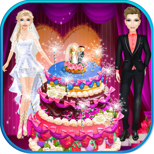 (Wedding Chocolate Cake Factory - Sweet Desserts Food Maker)