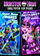 Monster High Double Feature: Friday Night Frights / Why Do Ghouls Fall in Love? (Bilingual)