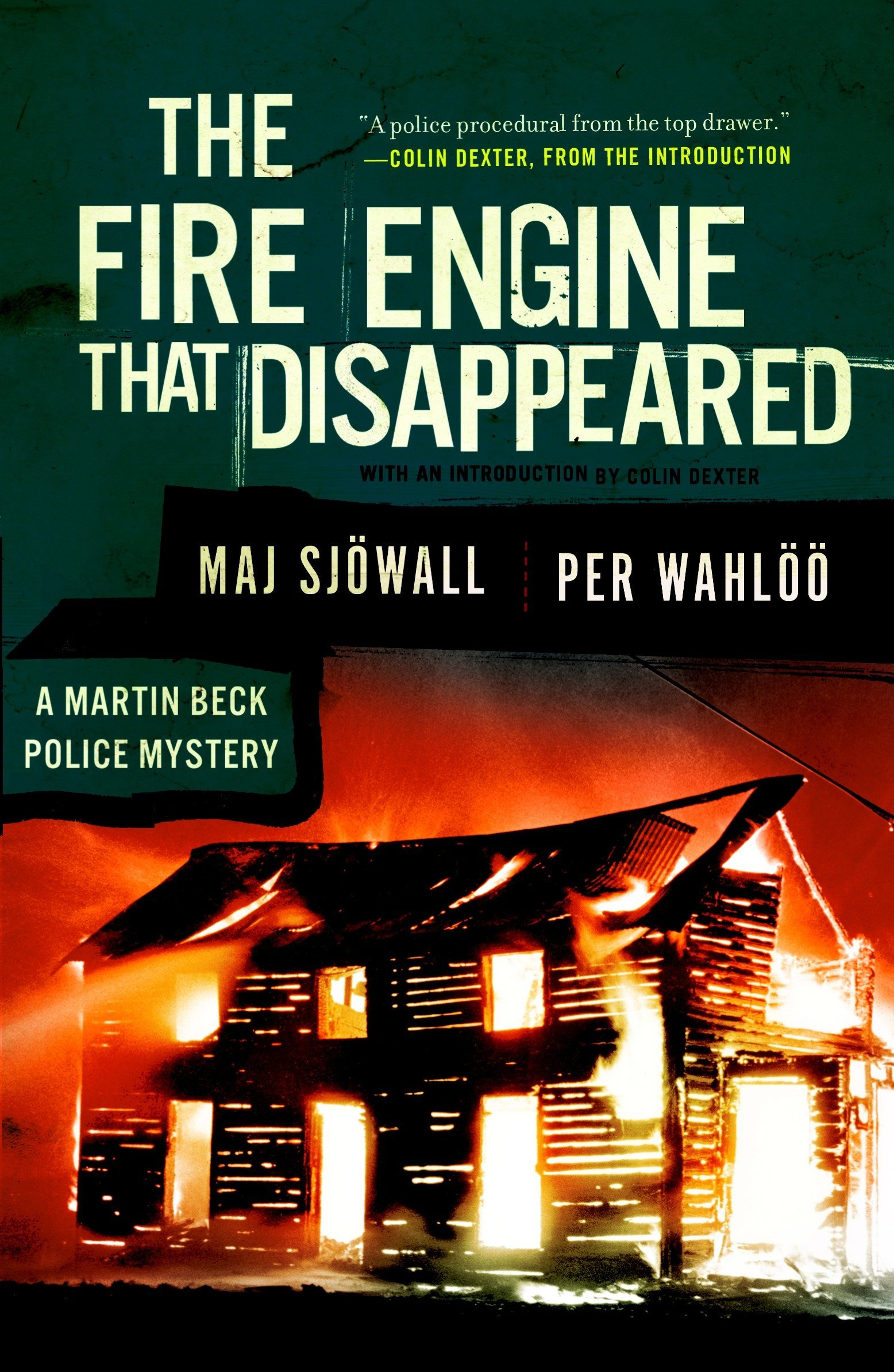 Download The Fire Engine that Disappeared: A Martin Beck Police Mystery (5) (Martin Beck Police Mystery Series) pdf