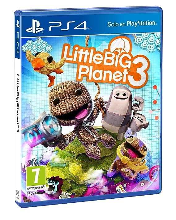 Littlebigplanet 3 Playstation 4 Amazon Es Videojuegos