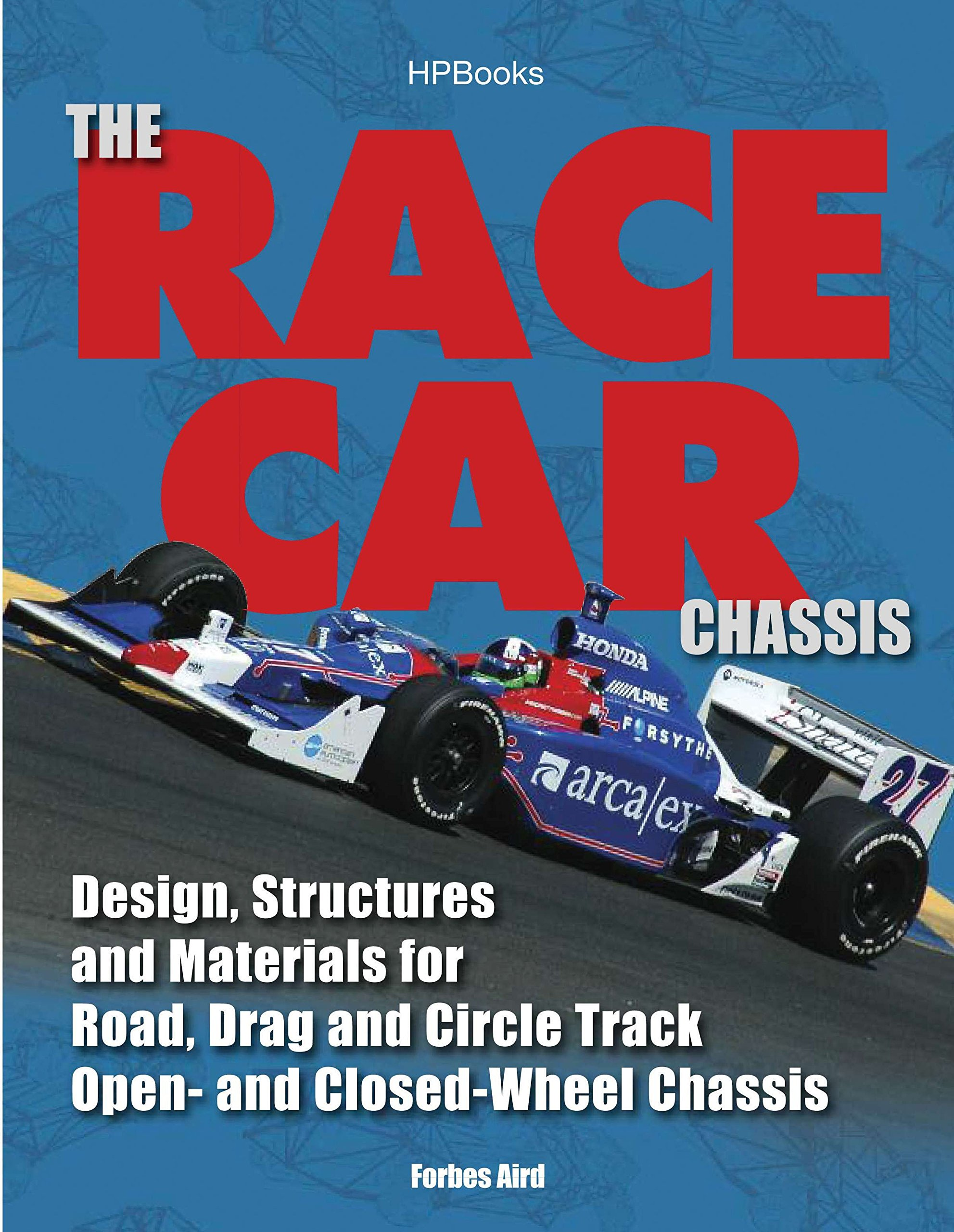The Race Car Chassis HP1540: Design, Structures and