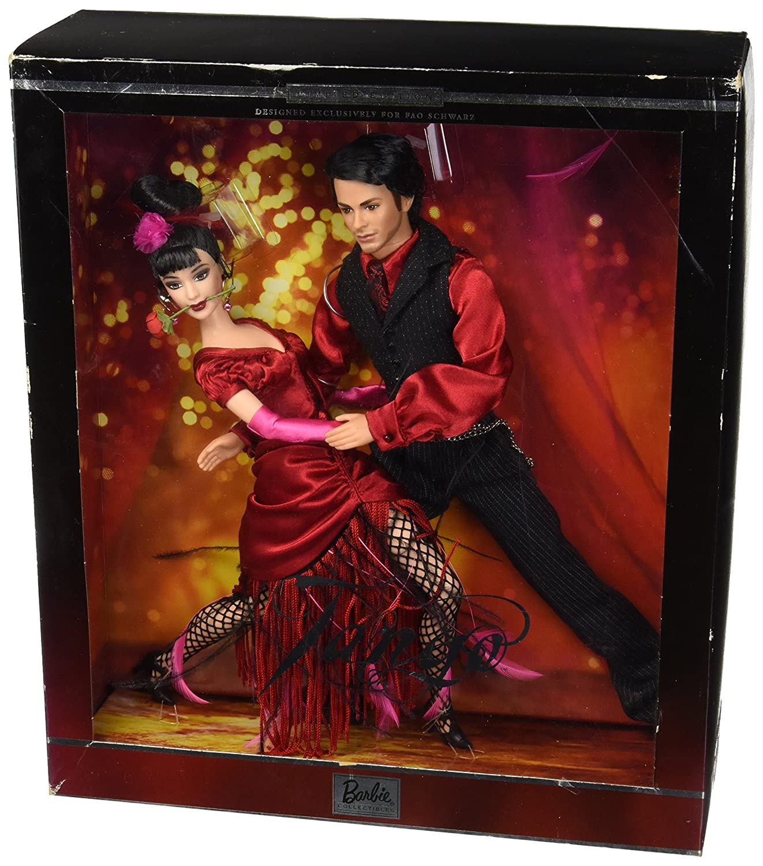 Barbie Collector   55314 Tango = 2 Puppen
