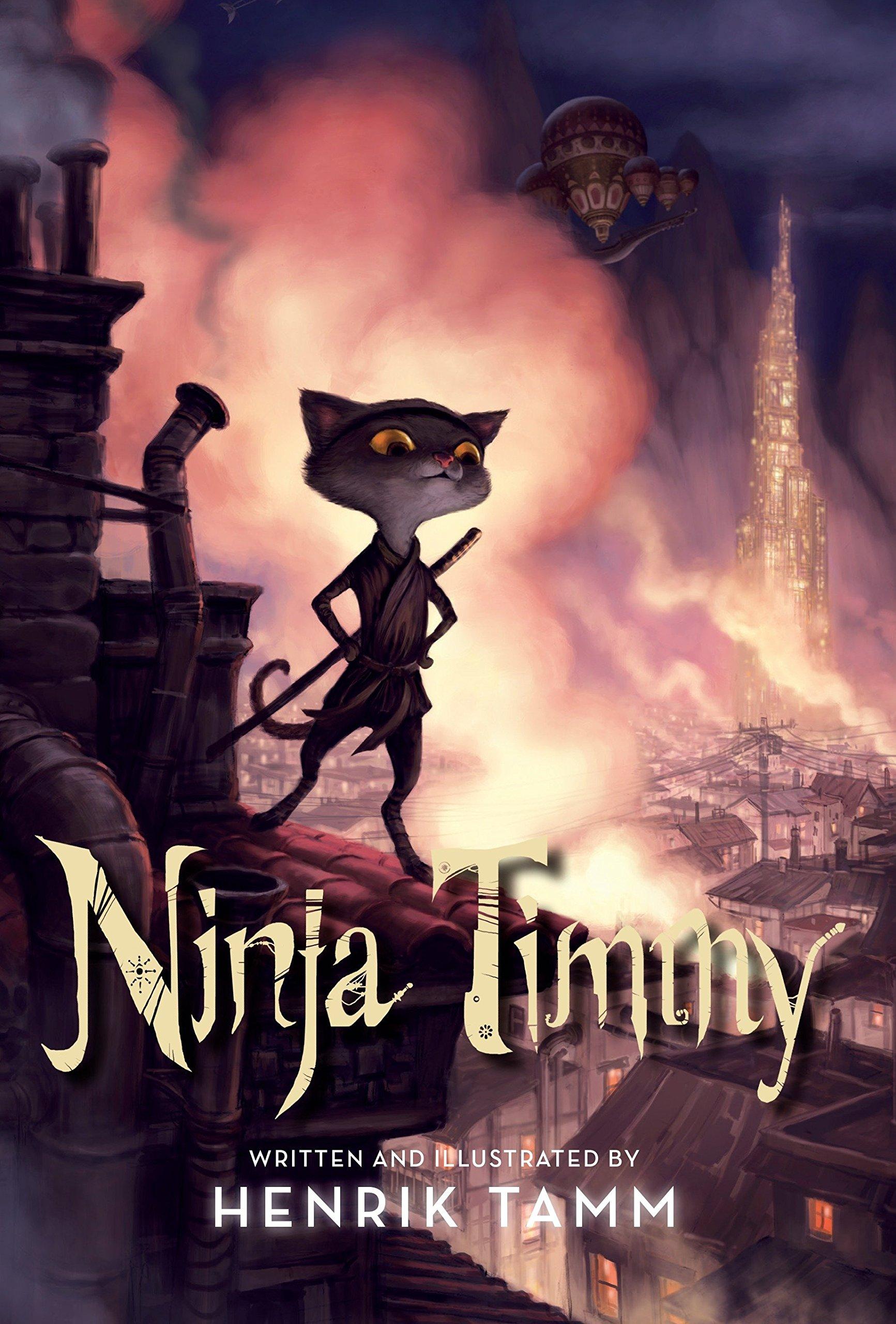 Ninja Timmy: Henrik Tamm: 9780385744515: Amazon.com: Books