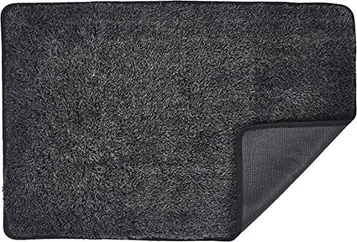 Trek N Clean Super Absorbent Non Skid Floor Mat 30 x 40 Residential or Commercial Use – Gray
