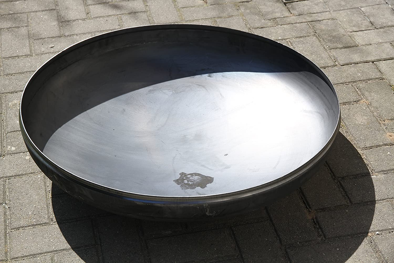 Feuerschale /Ø 500 mm Kl/öpperboden 50 cm Wandst/ärke 3 mm