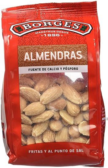 Borges Almendra Común Frita - 200 gr - [Pack de 7]