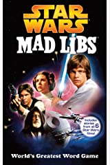 Star Wars Mad Libs Paperback