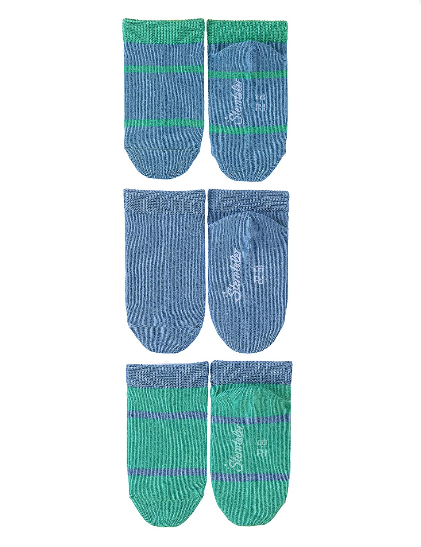 Sterntaler Sneaker Socks 3-pair Pack Pacco da 3 Calze Bambino
