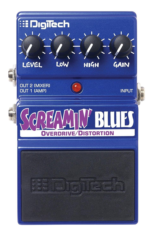 【国内正規輸入品】DIGITECH デジテック エフェクター オーバードライブ SCREAMIN' BLUES スクリーミンブルース B0002F4VC6