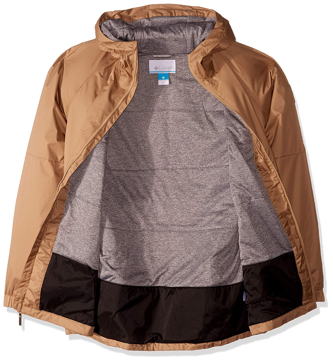 Columbia Mens Helvetia Heights Jacket, Waterproof & Breathable