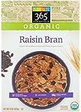 365 Everyday Value, Organic Raisin Bran, 15 oz