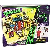 Tortugas Ninja - Playset Z Line Escalera de incendios (Giochi Preziosi 95040)