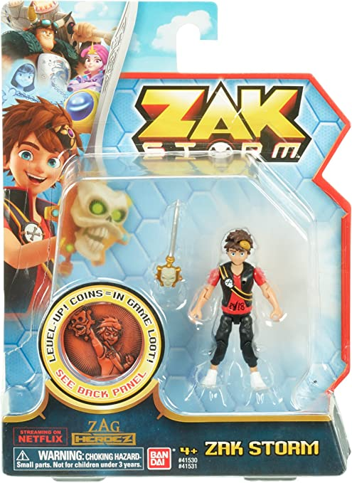 Amazon.com: Zak. Storm, 3
