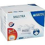 【日本仕様・高除去12項目で2ヵ月交換】 BRITA(ブリタ) マクストラ用交換カートリッジ 3+1ボーナスパック