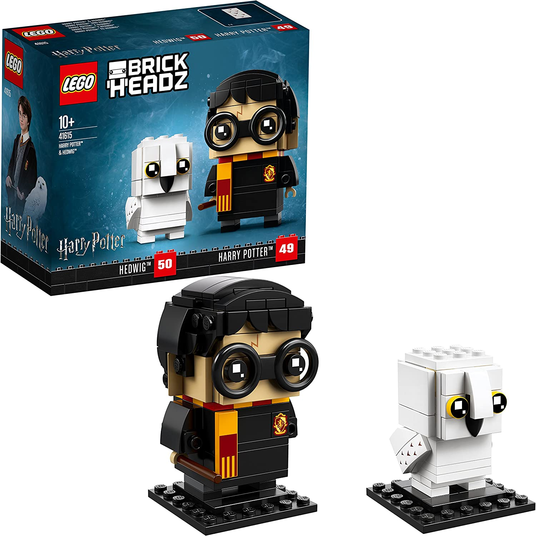 LEGO Brickheadz - Harry Potter™ y Hedwig™ (41615)