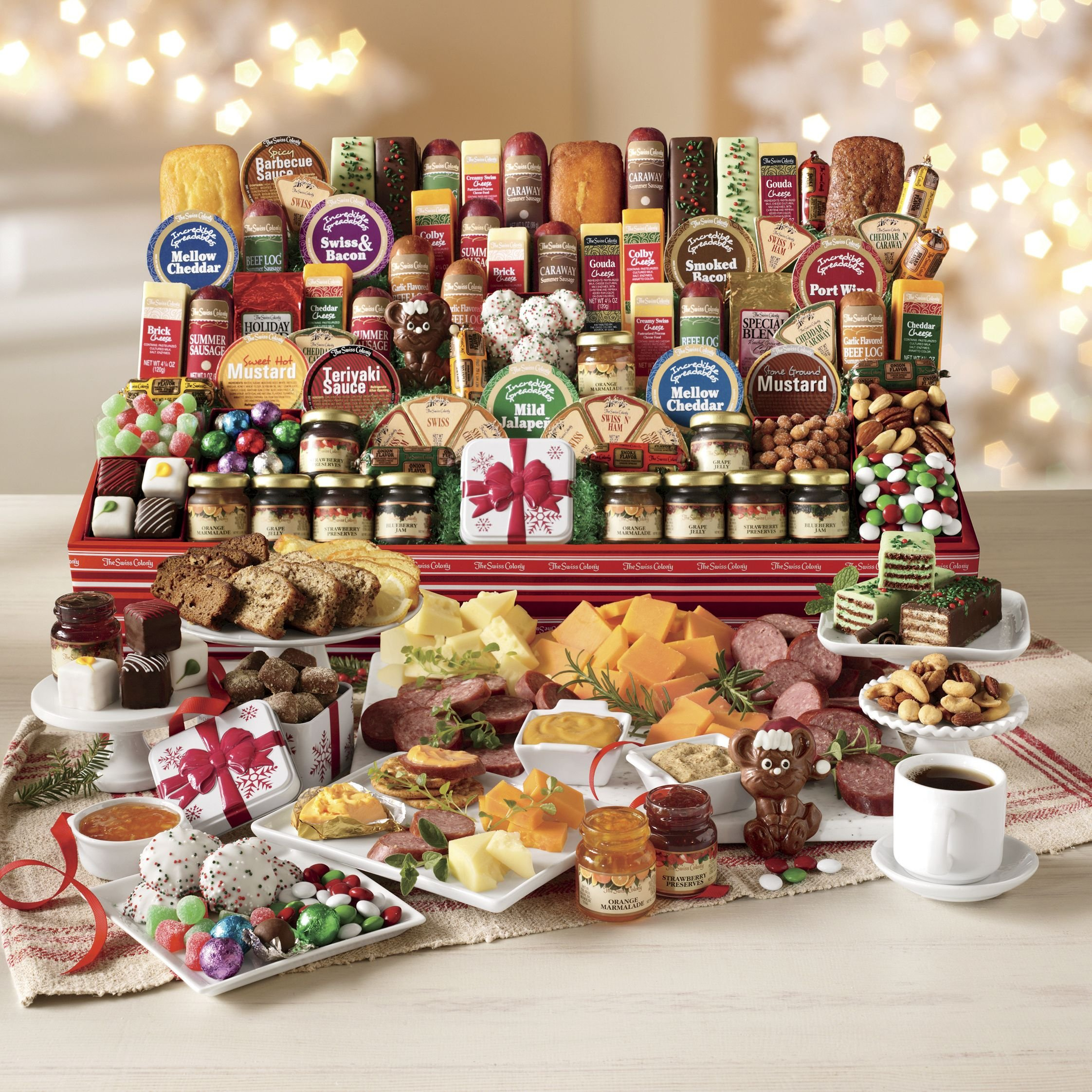 81 All-Time Favorites Food Gift from The Swiss Colony by The Swiss Colony