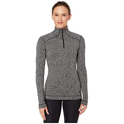 Smartwool Women's Base Layer Top - Merino 250 Wool Pattern Active 1/4 Zip Outerwear: Sports & Outdoors