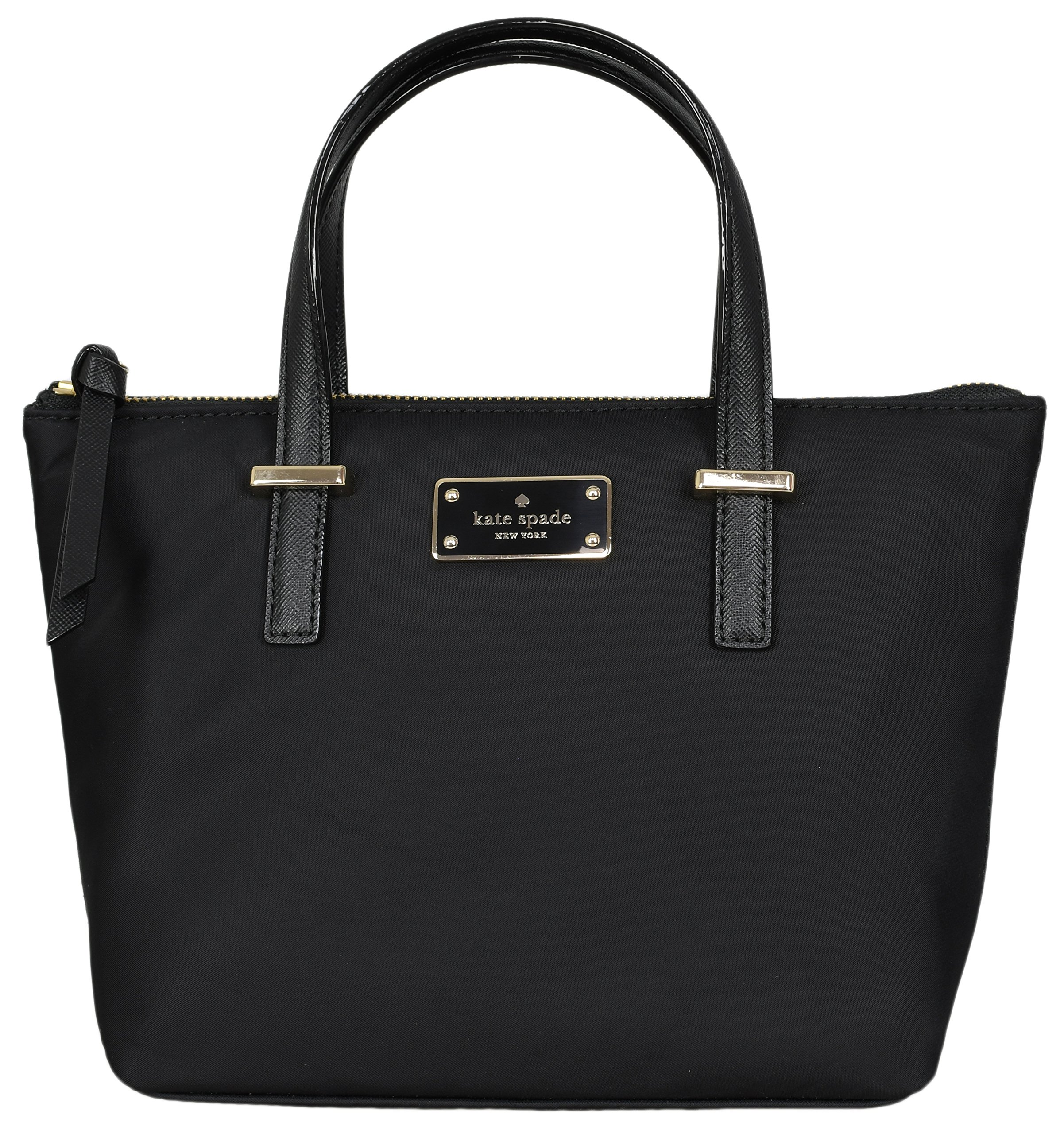 Kate Spade New York Adalyn Nylon Womens Bag (black)