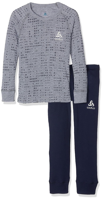 ODLO Children's Set Warm Shirt Sleeve Long Pants Odlo International AG